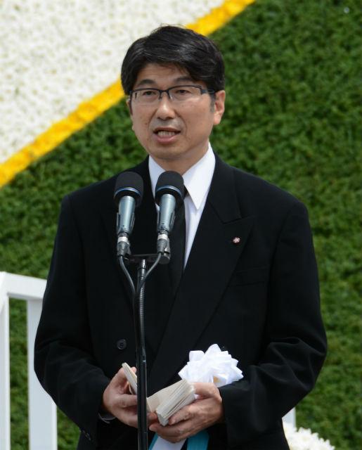 長崎平和宣言   長崎市 平和・原...